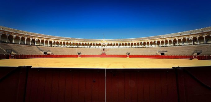 Sevilla, Plaza deToros de la Maestranza